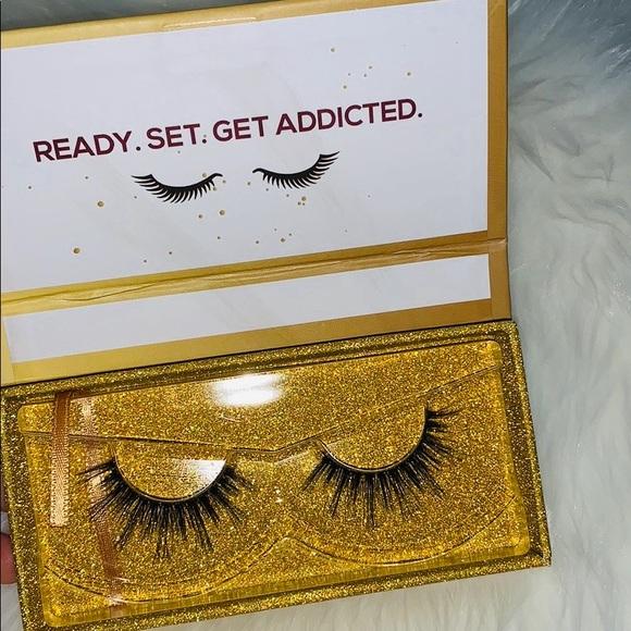 6cae68cfe1f LASHAHOLIC Makeup | Instaglam Luxury Lashes | Poshmark